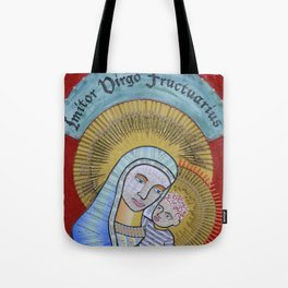 IVF Madonna and Child Tote Bag