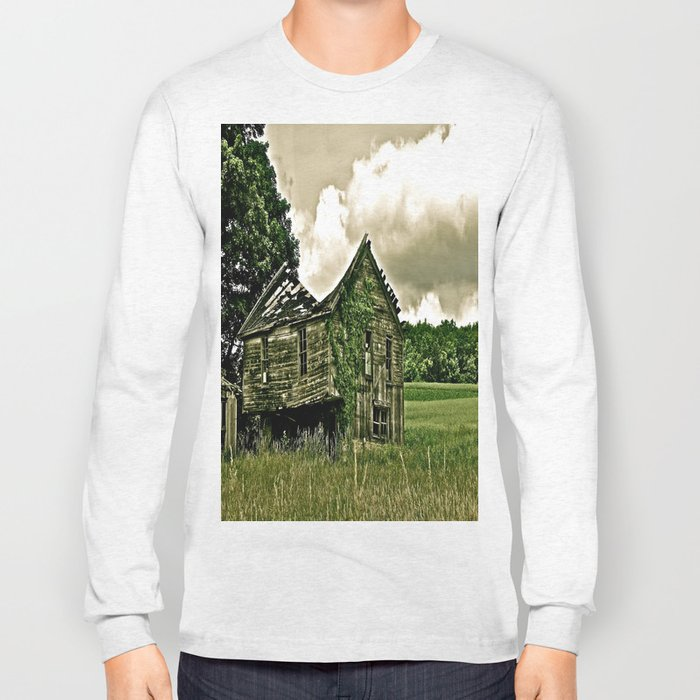 Better Days Gone By Long Sleeve T-shirt