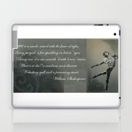 The Lament of Romeo Laptop & iPad Skin