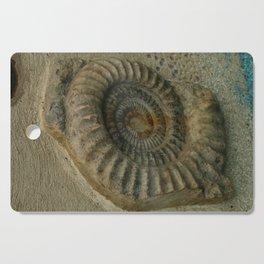 Ammonite Cutting Board