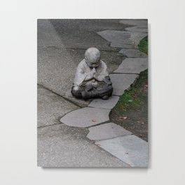 Bless You All Metal Print
