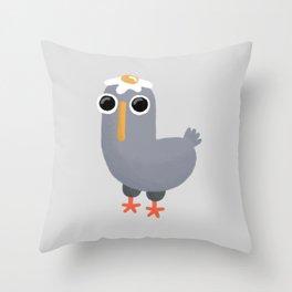 Pidgeon Throw Pillow