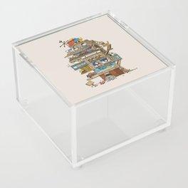 The Dog House Acrylic Box