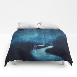 Ghost Town Comforters