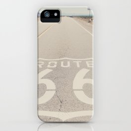 Route 66 ... iPhone Case
