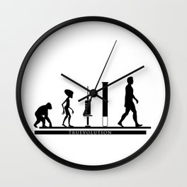 Truevolution 2 Wall Clock