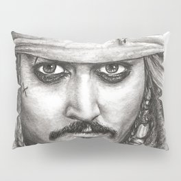 Captain Jack Sparrow Pillow Sham