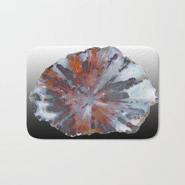 Cady Mountain Aragonite Pseudomorph (Sagenite) Bath Mat