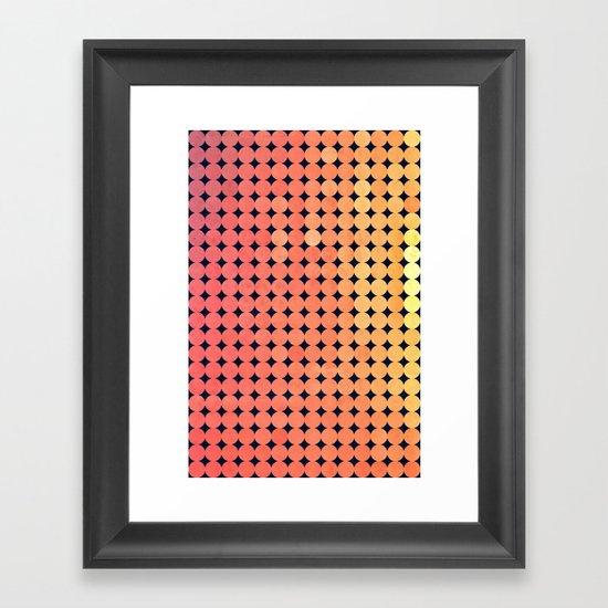 dyt hyt zky Framed Art Print
