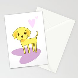Lilah the Lab Stationery Cards