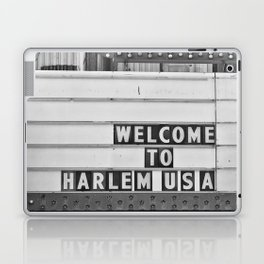 Welcome to Harlem Laptop & iPad Skin