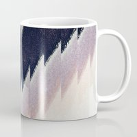 mirror Mugs featuring mirror by spinL
