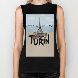 Turin Biker Tank