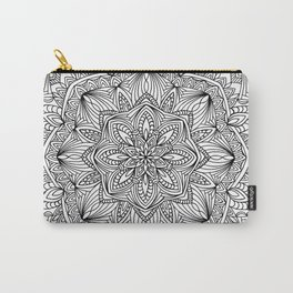 Stress Relief Pattern 5 Carry-All Pouch