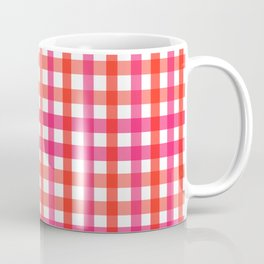 Gingham: Strawberry Flavor Coffee Mug