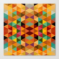 Color XX Canvas Print