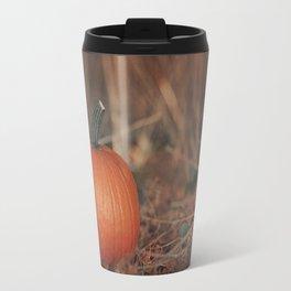 Forest Pumpkin Travel Mug