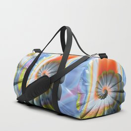 Water Reflections Duffle Bag