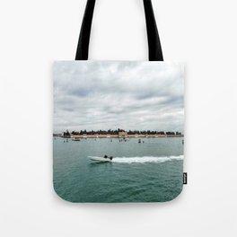 San Michele Island - Venice Tote Bag