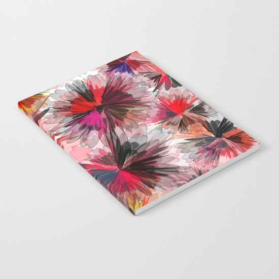 Flower carpet(33). Notebook