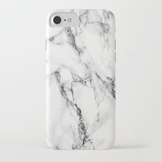 Marble #texture iPhone 7 Slim Case