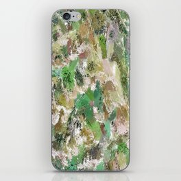 Europe Hight Land iPhone Skin