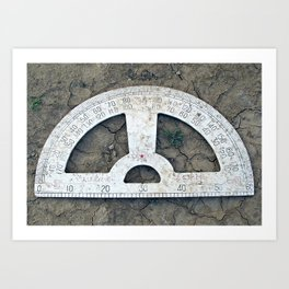 Protracted Dry Spell Art Print