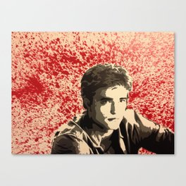 Edward Cullen  Canvas Print