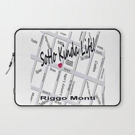 Riggo Monti Design #20 - Soho Kinda Life Laptop Sleeve