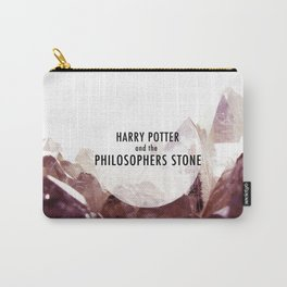 The Philosophers Stone Carry-All Pouch