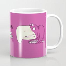 Grumpy Wings Coffee Mug
