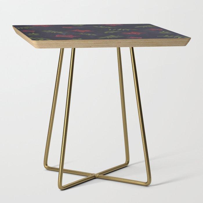 Autumn pattern Side Table