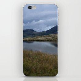 Llyn y Cefn iPhone Skin