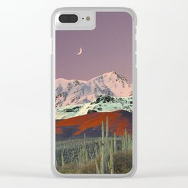 TINTS Clear iPhone Case