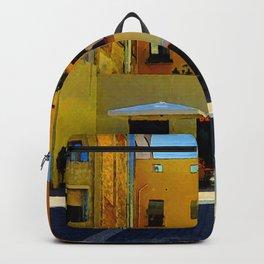 Barcelona Cafe Backpack