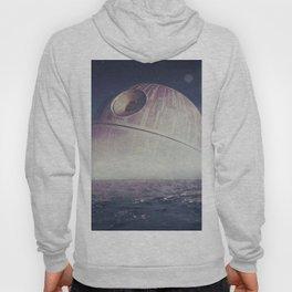 Death Star Over The Sea Hoody