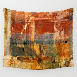 "Quarup ""Kaurup"" Wall Tapestry"