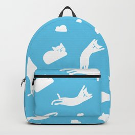 Cat Clouds Backpack
