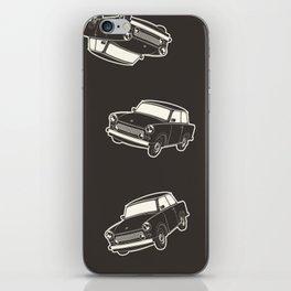 Ostalgie - Trabant iPhone Skin