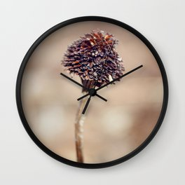 The Old One by Althéa Photo Wall Clock
