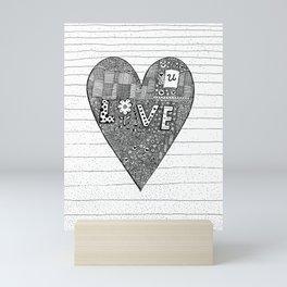Heart Mini Art Print