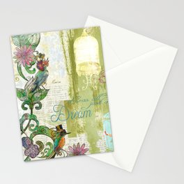 It Was All Just A Dream Stationery Cards