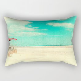 Reminiscence Rectangular Pillow