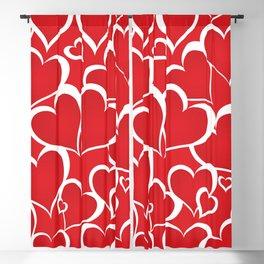 love Blackout Curtain