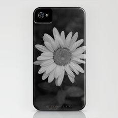 Black and White iPhone (4, 4s) Slim Case