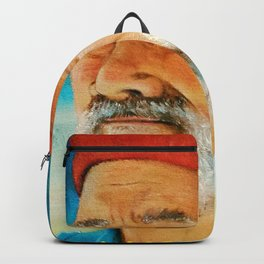 Life aquatic is very cool Backpack