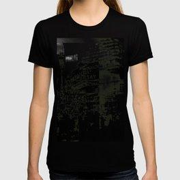 1st arrondissement-gray T-shirt