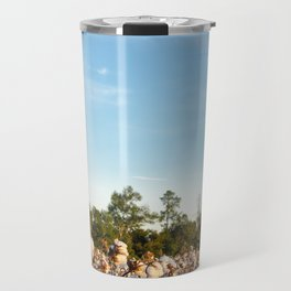 Cotton Field 16 Travel Mug