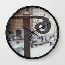 T_ Wall Clock