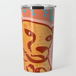 Melancholic Days, Cheetah Travel Mug